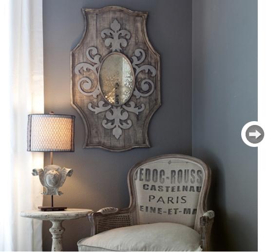 grey-decor-wooden-mirror