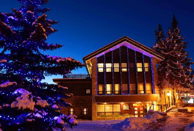 Jasper PL lodge
