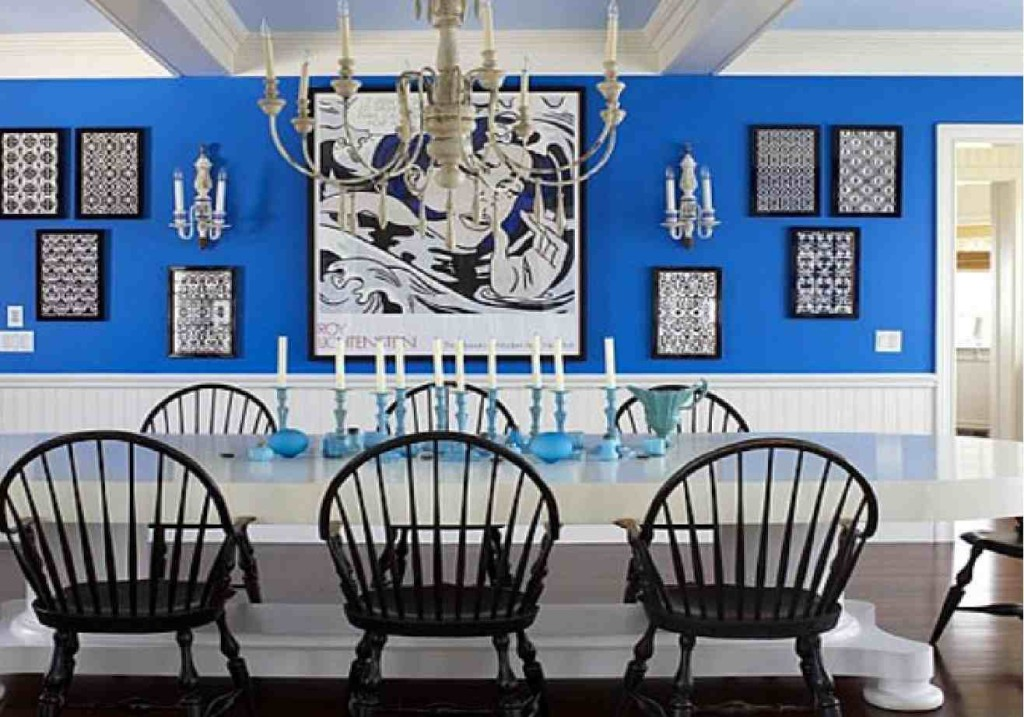 Blue Dining Room Ideas Terrys Fabricss Blogterrys